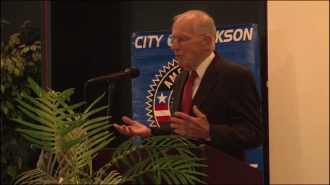 Former Gov. William Winter on how Jackson has changed