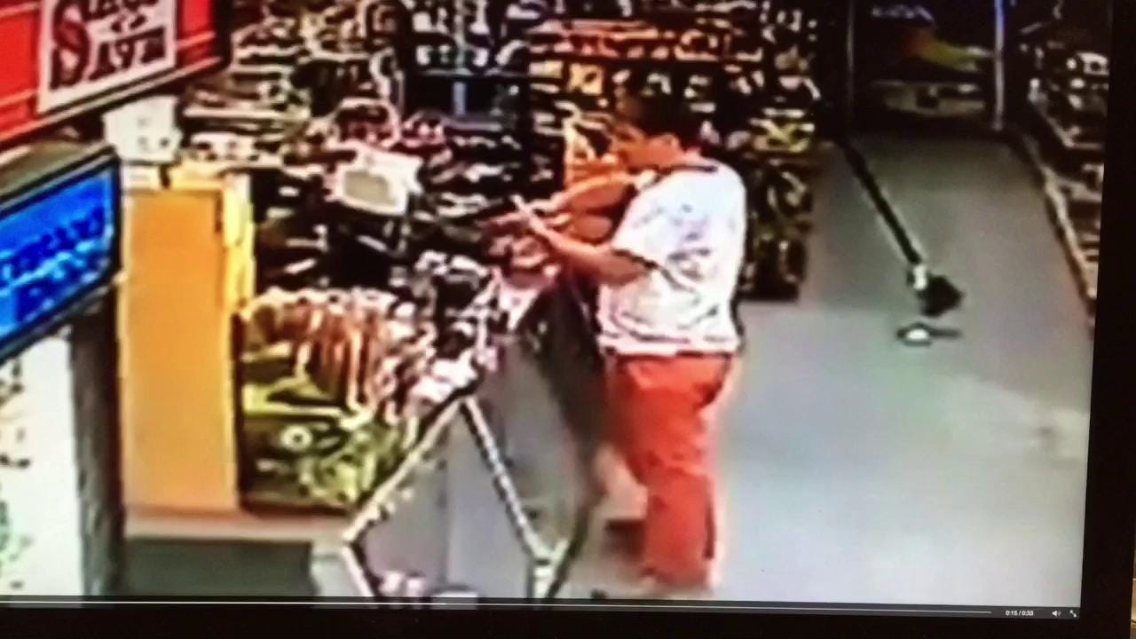 Magee store armed robbery