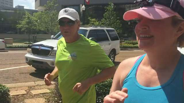 #GoHealthy: Running with the Governor