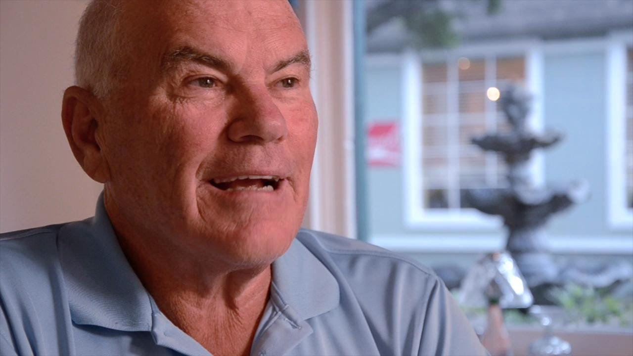 Bobby Mahoney on surviving Katrina