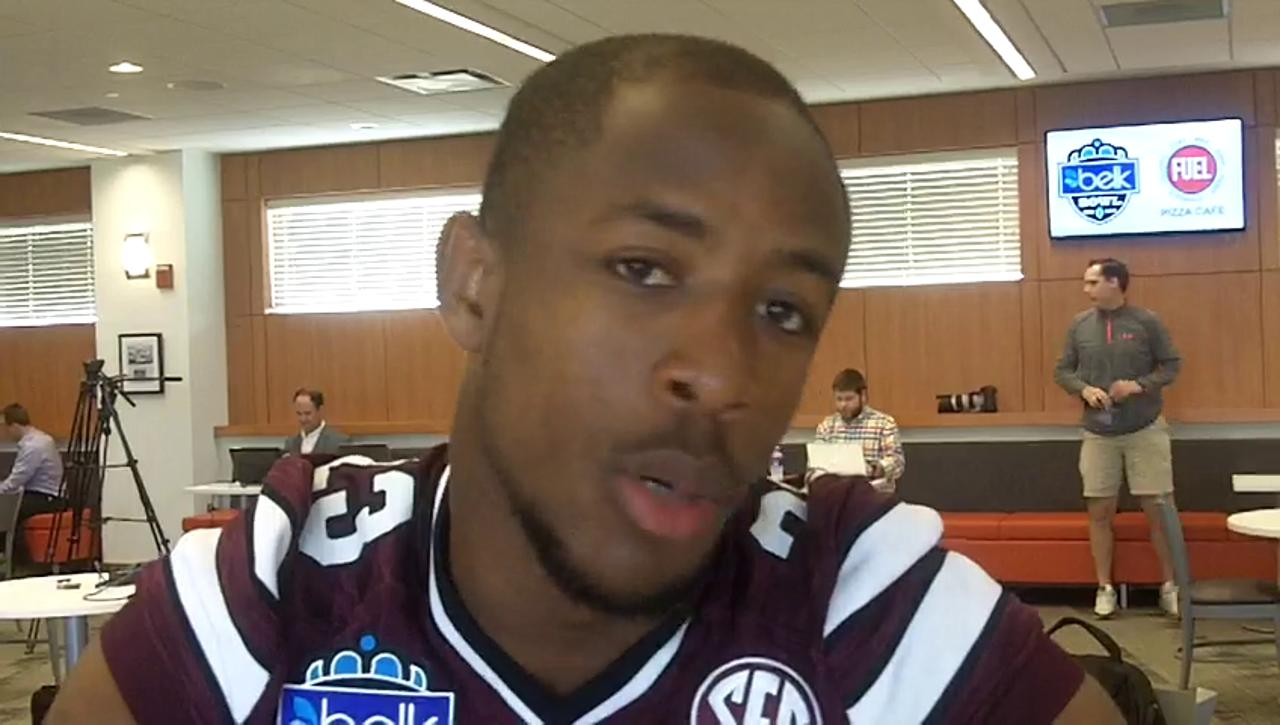 official photos f7710 fcf16 Taveze Calhoun never thought he'd play in the SEC