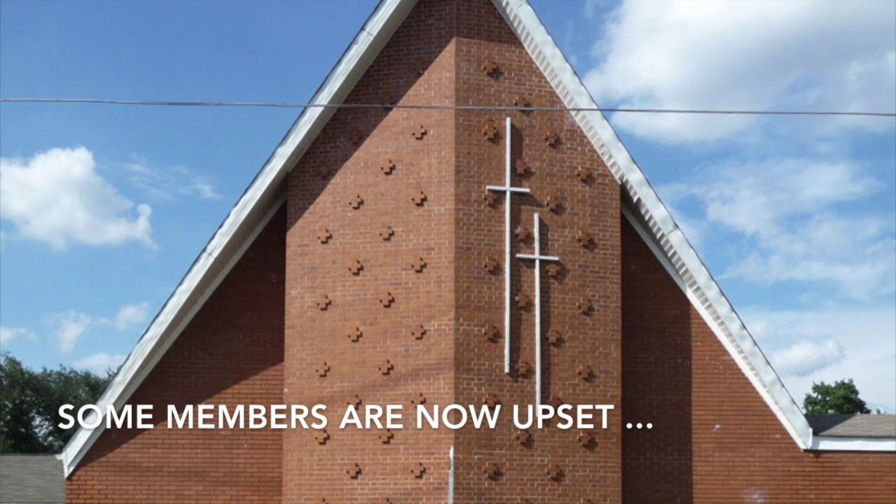 Church where MLK spoke losing history