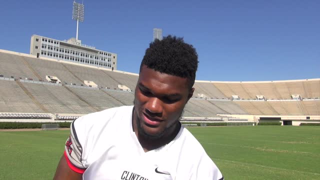 Get to know the Dandy Dozen: Cam Akers