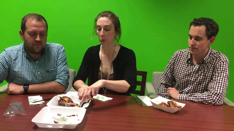 Taste test: BBQ face-off