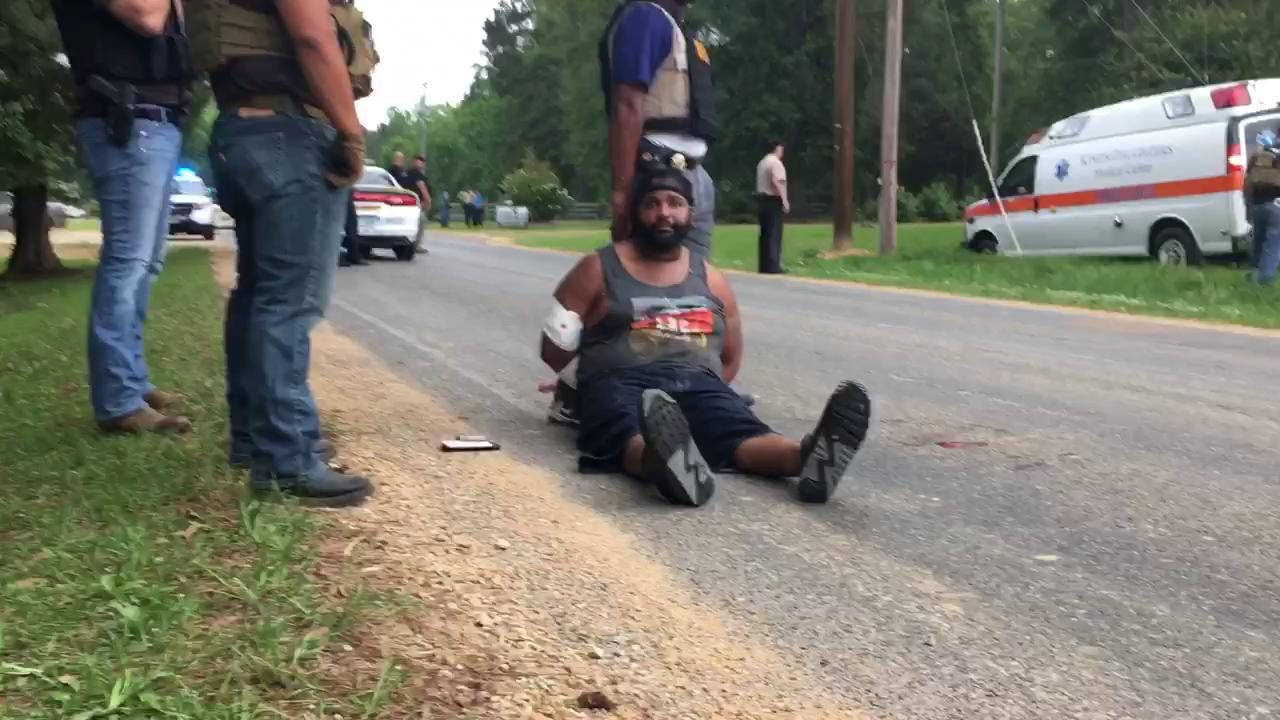 Alleged killer of 8 captured in Lincoln County