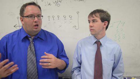 VIDEO: Chalk Talk - Local High School Football Games for Week 3