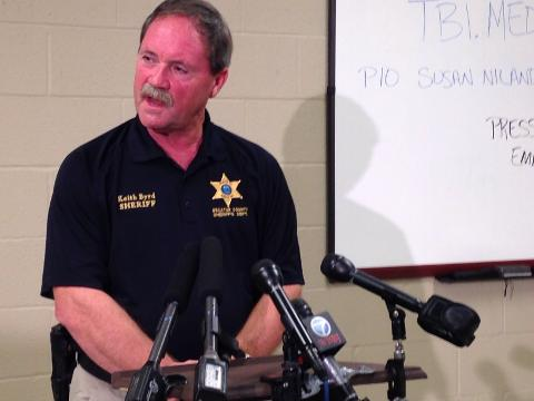 VIDEO: Full statement from sheriff, 'This was divine intervention'