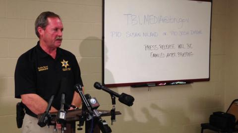 """This was divine intervention,"" sheriff says after Bobo remains found"