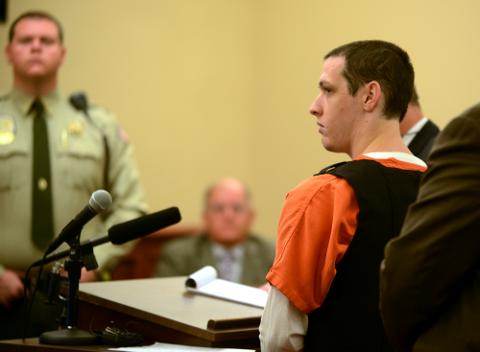 VIDEO: Dylan Adams Pleads Not Guilty to Two Counts of Rape