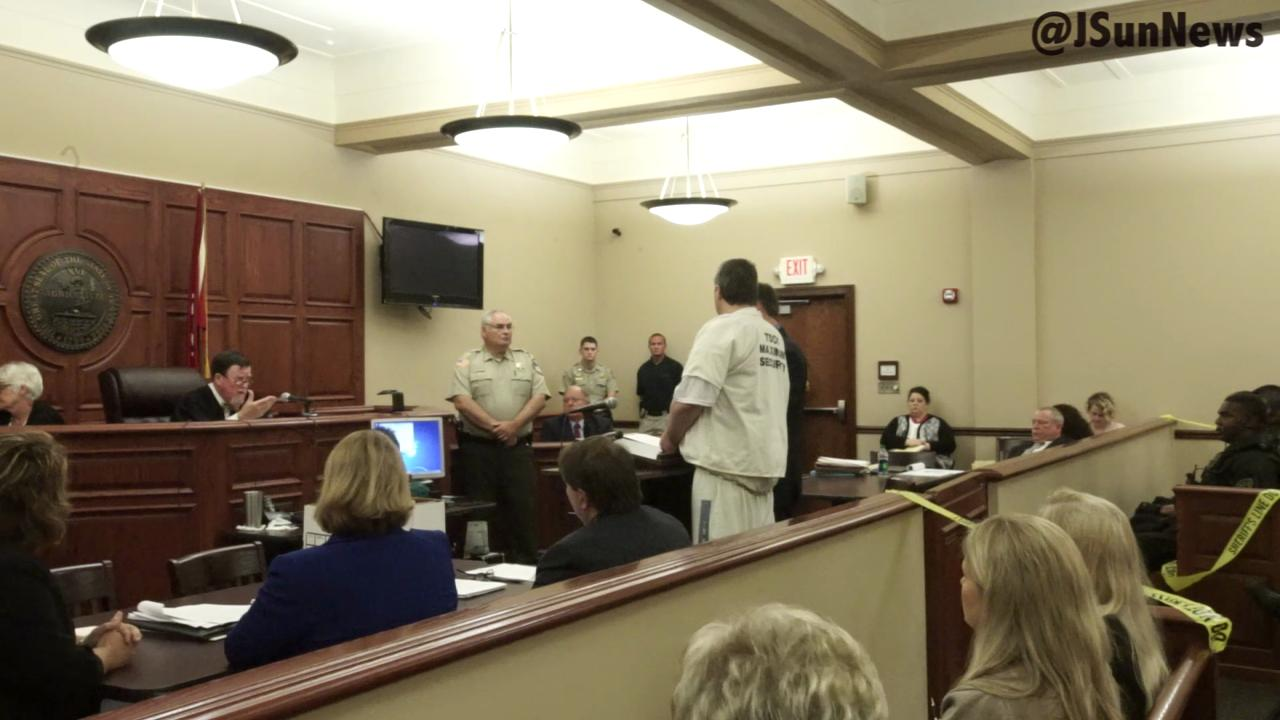 VIDEO: Autry Charges Read