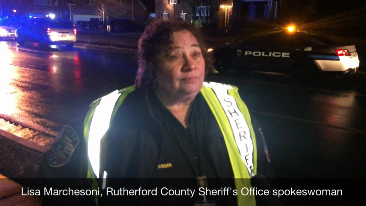 Shots fired at Rutherford County Sheriff Robert Arnold's house