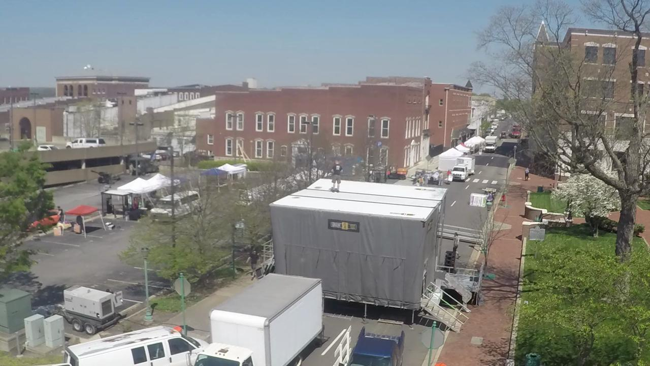 WATCH: Rivers and Spires takes over Clarksville