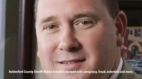 Video: Sheriff Robert Arnold indicted
