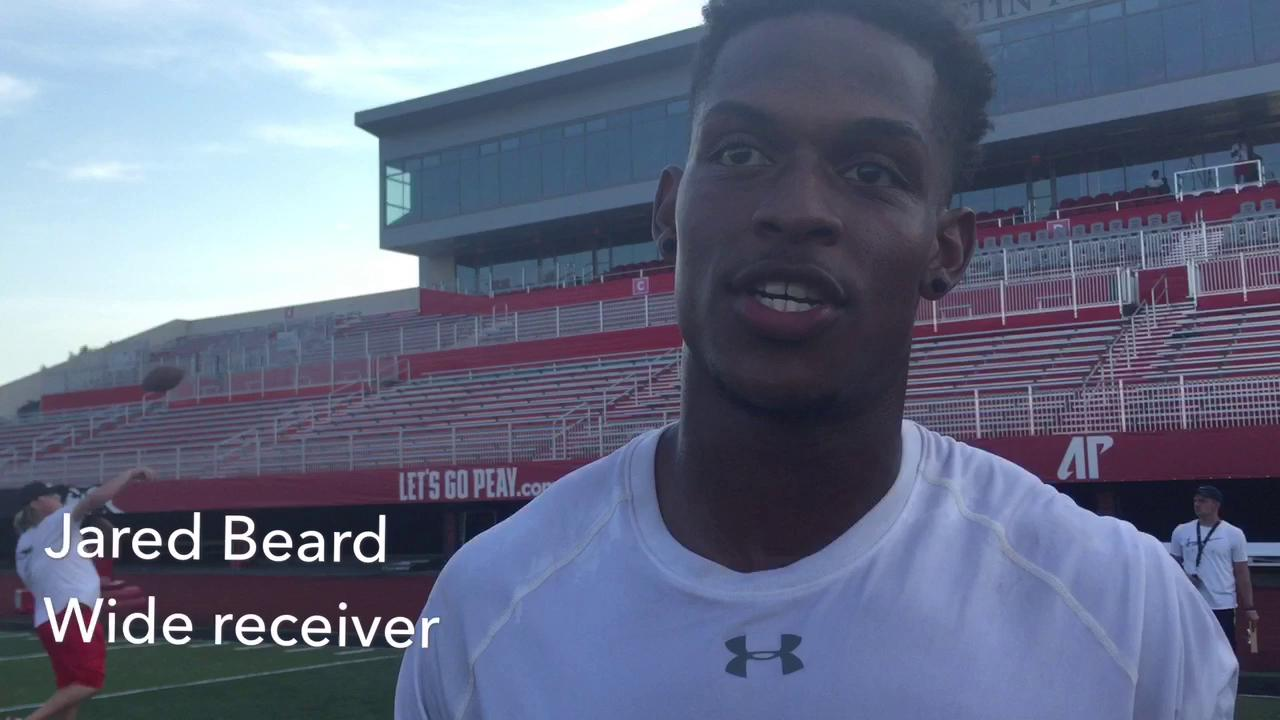 APSU players share program changes