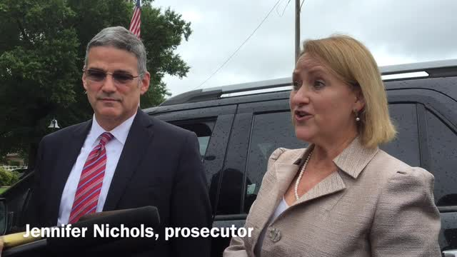VIDEO: Prosecutors discuss hearings, location change in Bobo case