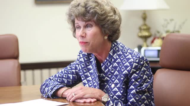 City Mayor McMillan discusses her thoughts on Clarksville's future