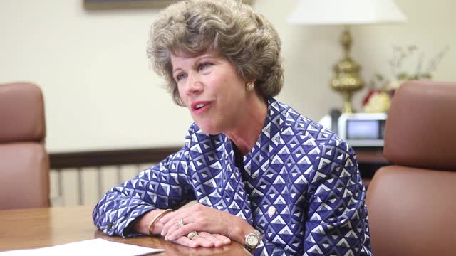 City Mayor McMillan discusses her political future