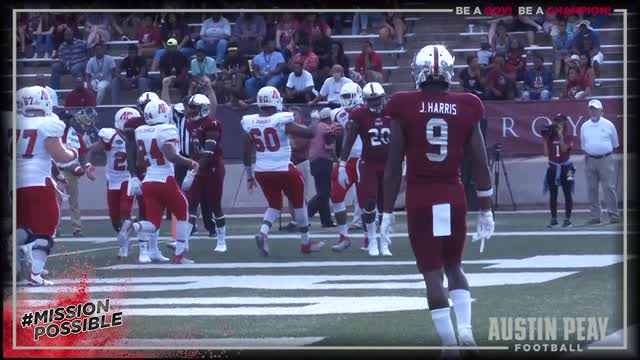 Highlights: APSU @ Troy University