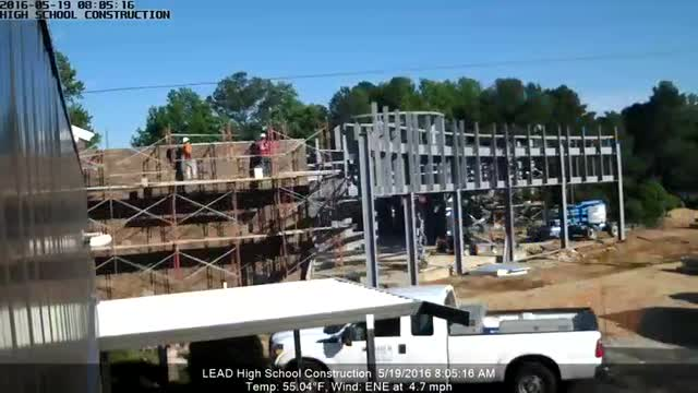 VIDEO: Tyler Building Construction Time Lapse
