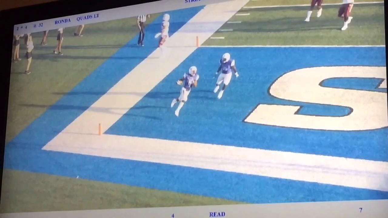 MTSU Film Room: One good, one bad play from last week on ...