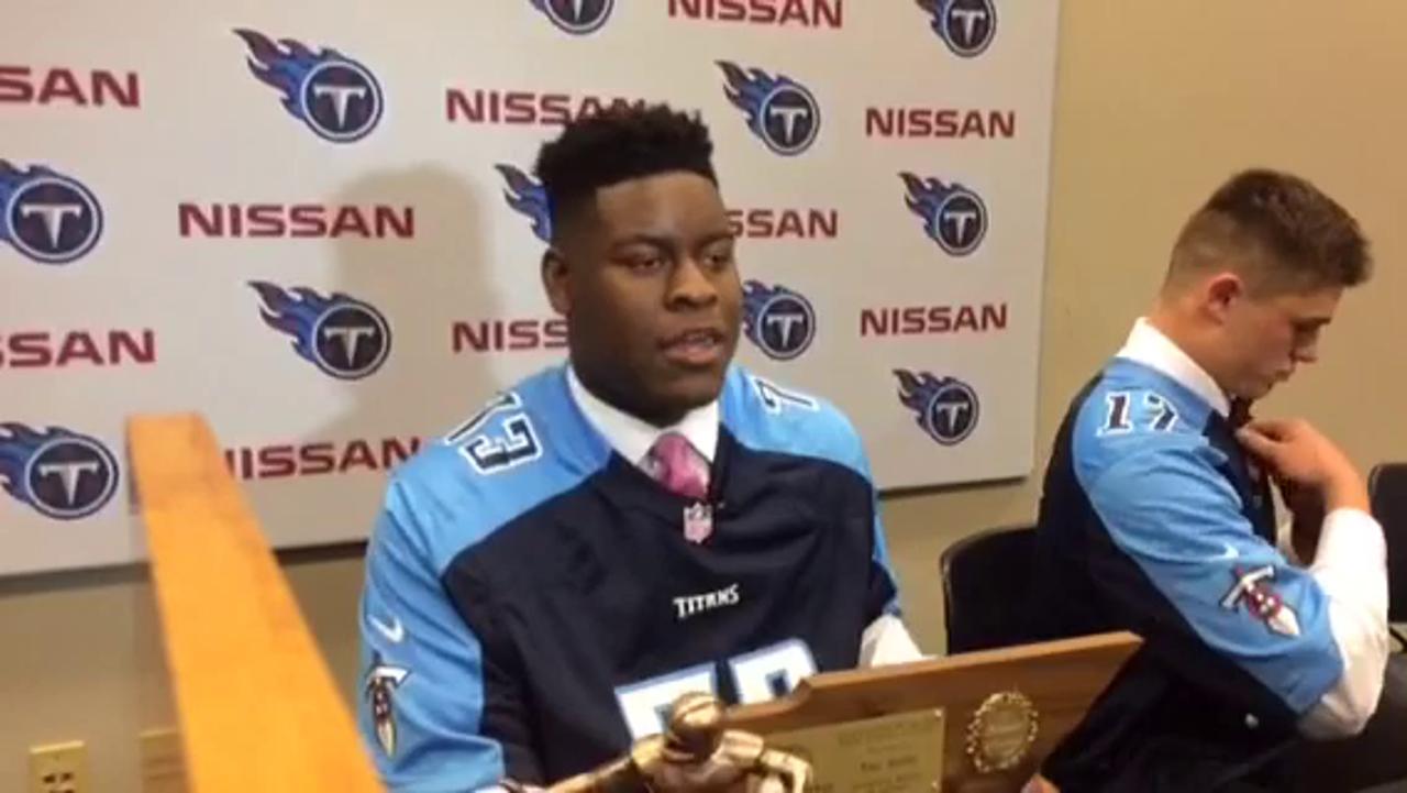 VIDEO: Trey Smith wins Mr. Football