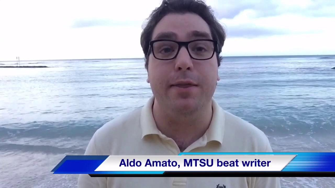 Previewing the first full day of MTSU in Hawaii