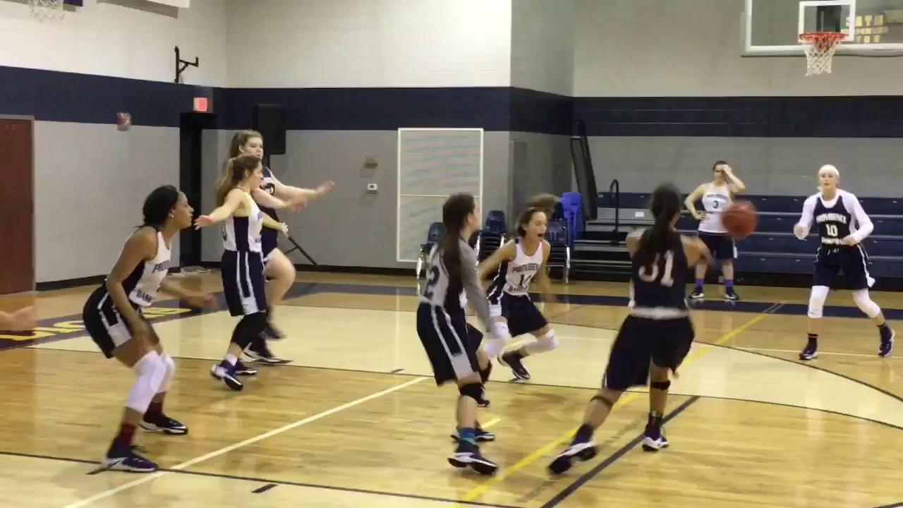 Video: PCA girls making big splash in TSSAA
