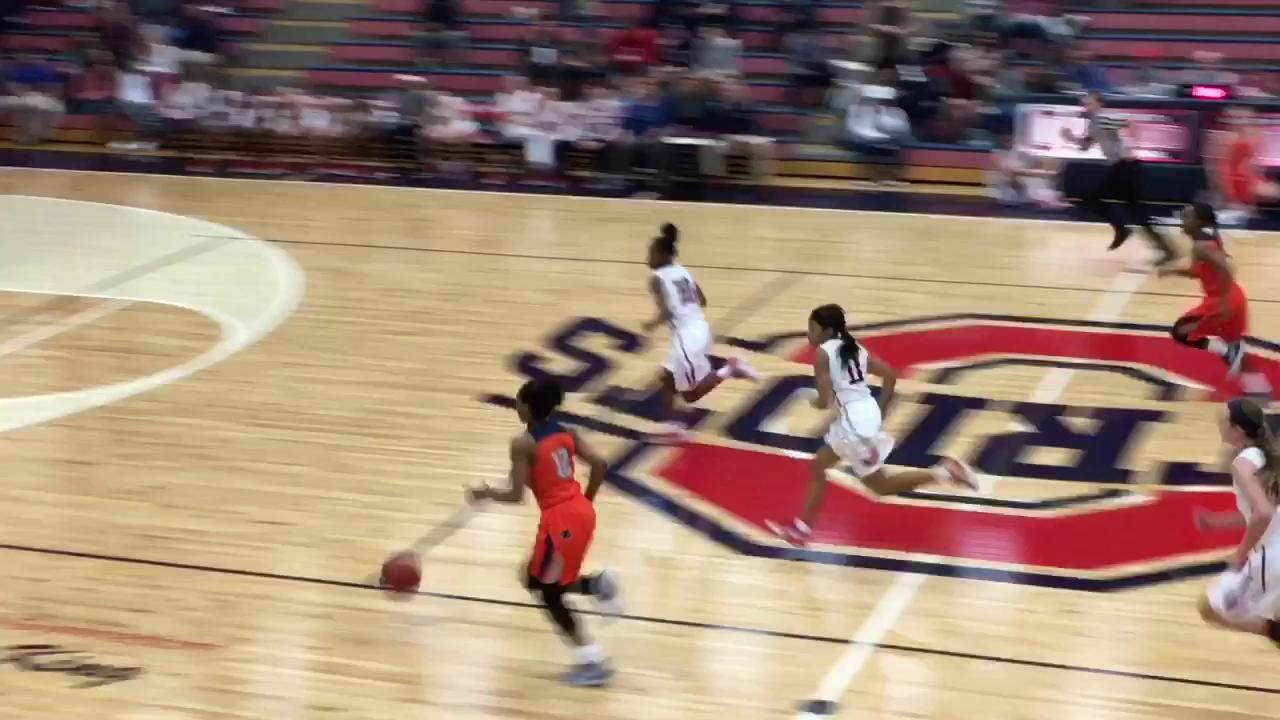 Video: Highlights of Blackman girls' win over Oakland