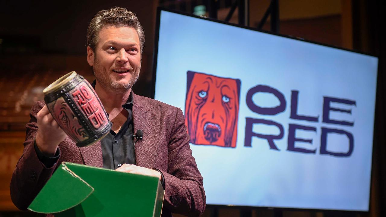 Blake Shelton, Ryman debut plans for Ole Red