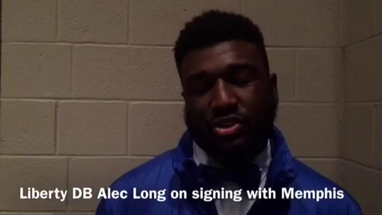 VIDEO: Liberty pair signs with Memphis