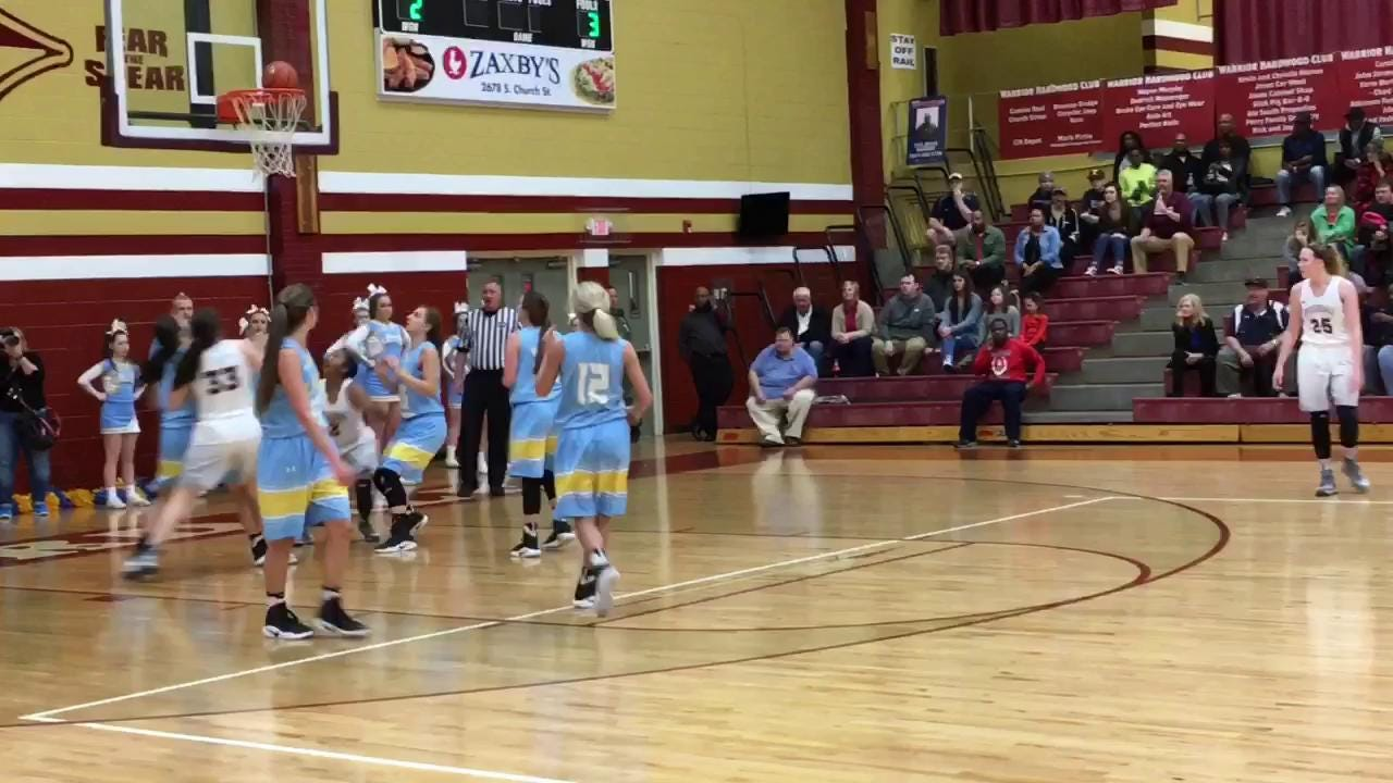 Video: Riverdale girls roll into state