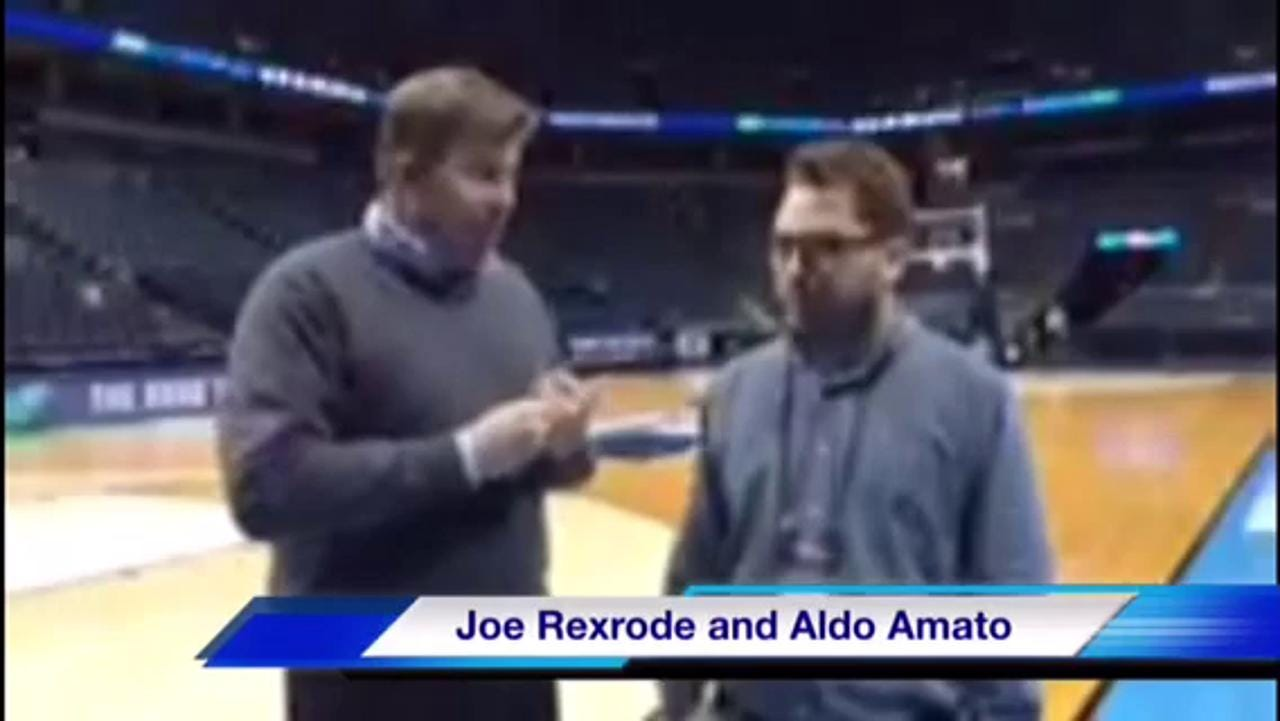 VIDEO: Joe Rexrode and Aldo Amato talk MTSU at the NCAA Tournament