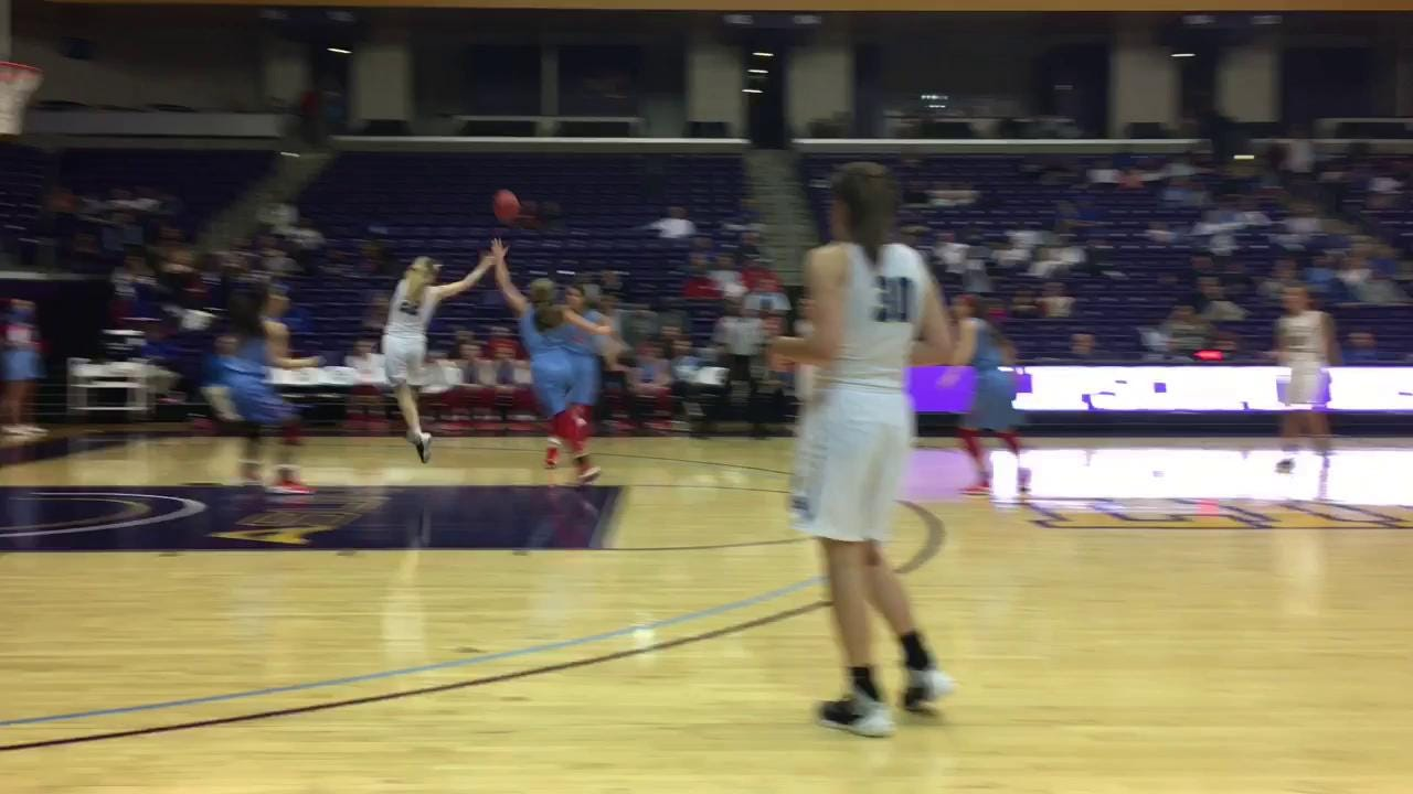VIDEO: USJ girls 34, BGA 31