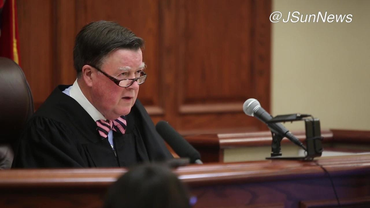 VIDEO: Judge McGinley grants change of venue