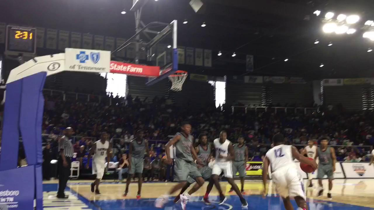 VIDEO: Haywood falls in semis