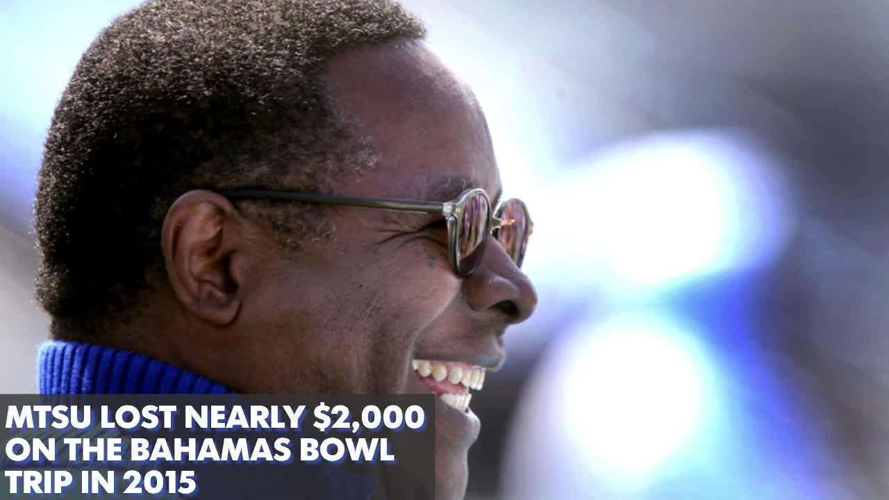 VIDEO: How much MTSU spent on two offshore bowl trips
