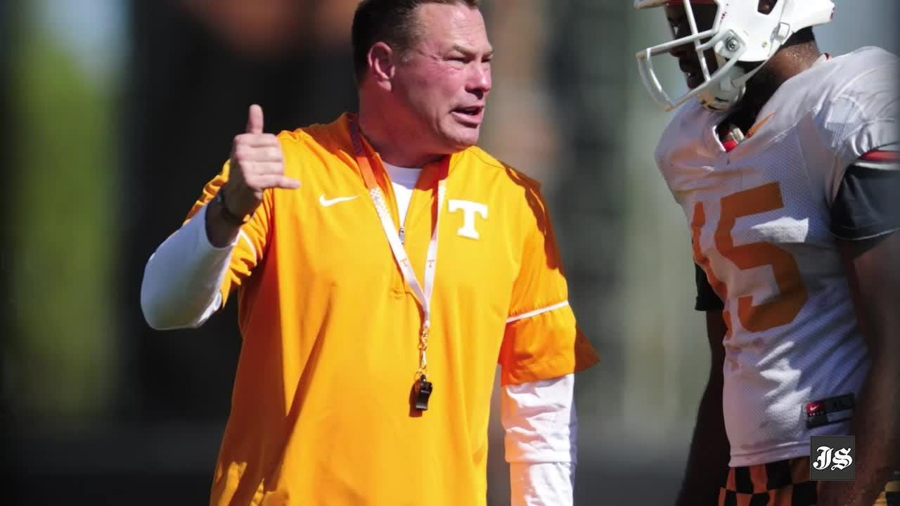 WATCH: Butch Jones is coming to West Tennessee
