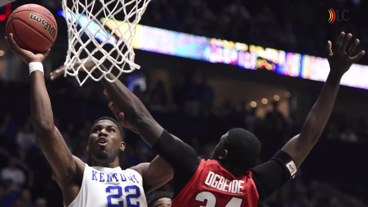 VIDEO: Poythress discusses another NBA push