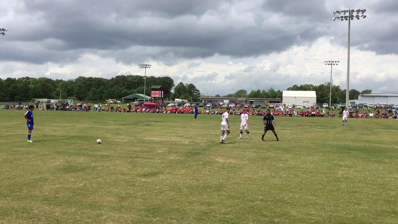 WATCH: North Side soccer advances to state