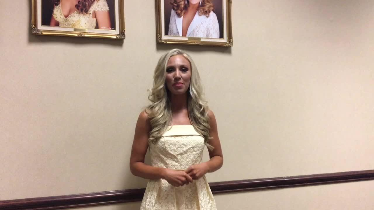 VIDEO: Miss Gallatin MaryGrace Wolkonowski