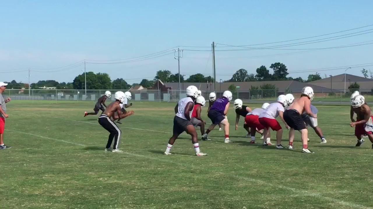 Area Football Teams Prepare For Upcoming 7 On 7 Tournaments