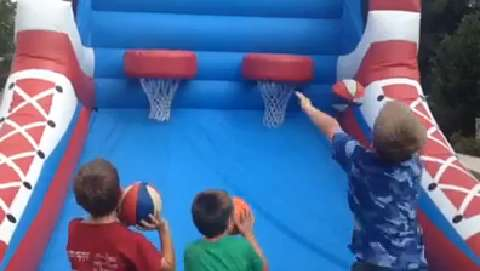 Families flocked to Fam Fest, a day of free fun offered up by Meridian Health Services.