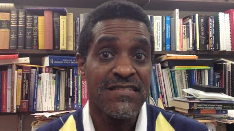 David Rollock, associate professor of psychological sciences at Purdue University, discusses the covert nature of racism today.