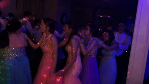 Seton Catholic's Under the Sea prom was May 2 at Olde North Chapel.