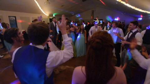 "Hagerstown High School Prom in ""Paris"""