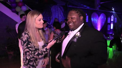 Star Press reporter Rebecca Bream asks Central students about their outfits and what they enjoyed at prom 2016.