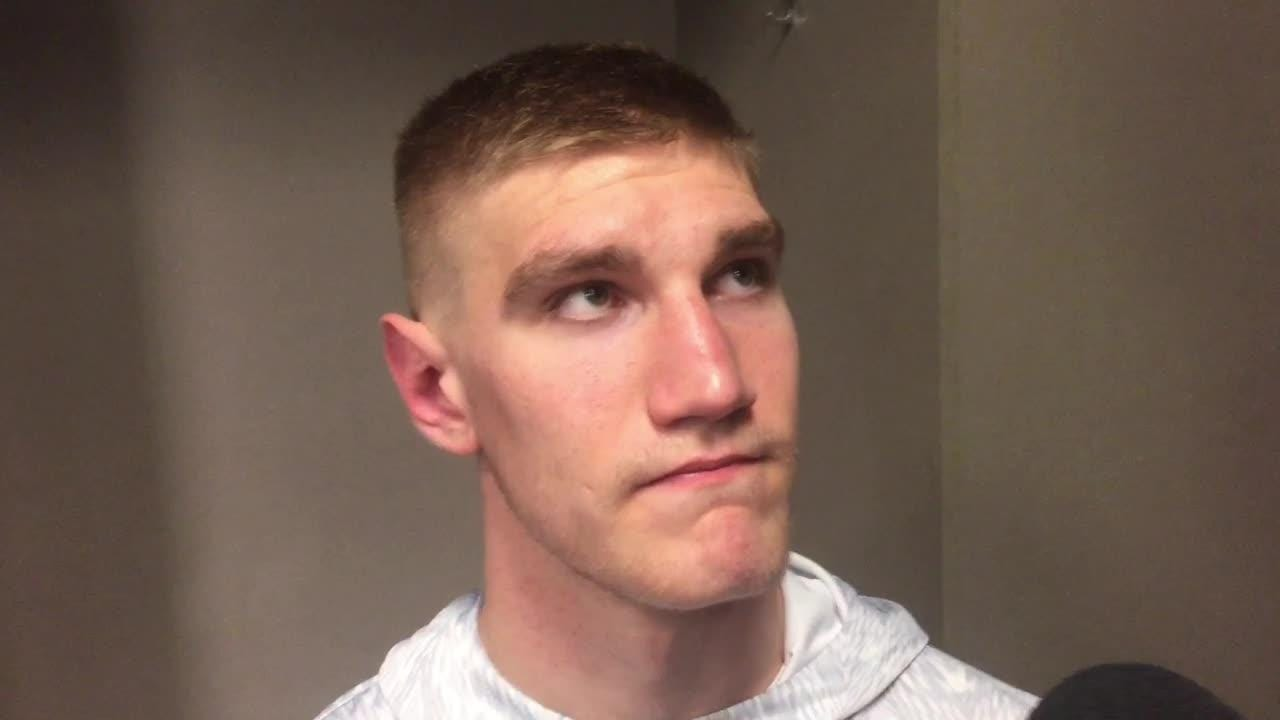 Maryland basketball has no answer for Isaac Haas in its 75-67 loss to Purdue
