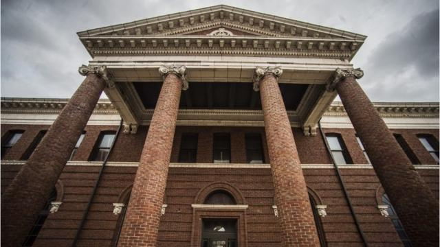 The county's main proponent of local economic development will move to the historic building later this year.