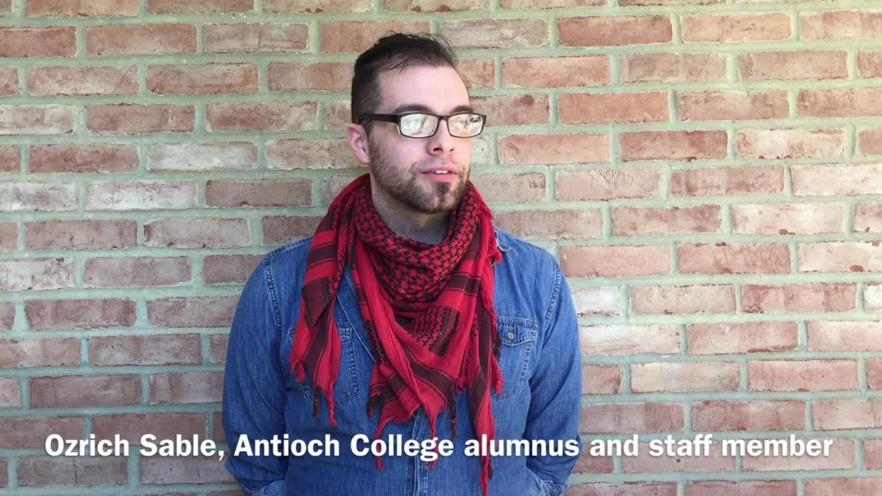 How one alumnus found his way to Antioch College.