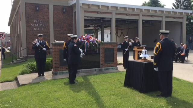 Richmond Fire Department honored members killed in the line of duty and all firefighters Friday, May 19, 2017, with its 2017 Memorial Service.